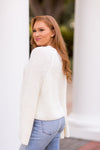 Amuse Society Lucca Sweater - Casa Blanca