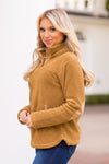 Keep Me Cozy Pullover - Biscotti