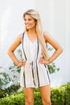 Lake House Getaway Romper - Multi