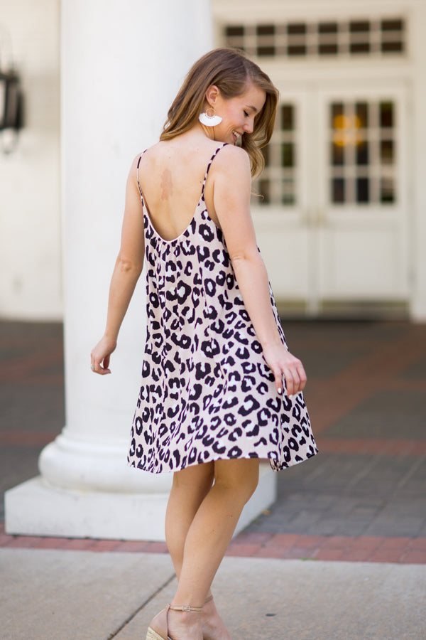 A Wild Kind of Love Dress - Taupe