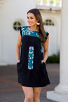 The Sloan Dress- Black