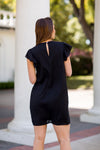 The Paula Dress- Black