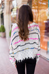 Playmaker Sweater - Ivory