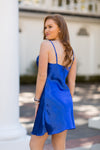She's Electric Dress - Royal Blue