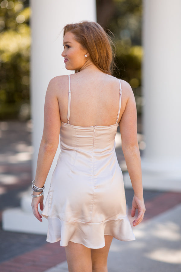 Sweet On Me Dress - Ivory