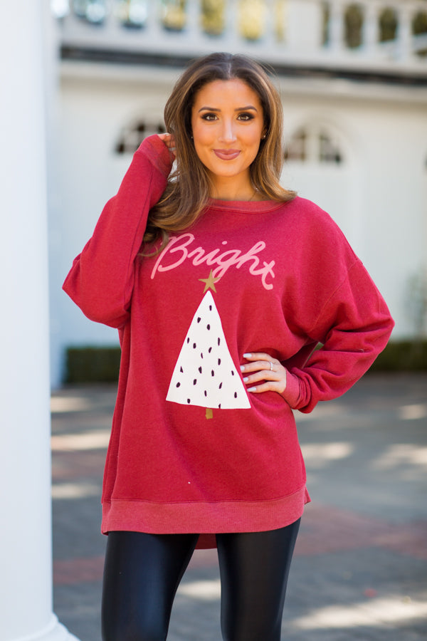 Wilfox Bright Roadtrip Sweater - Pepper