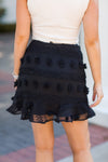 Holiday Party Perfect Skirt - Black
