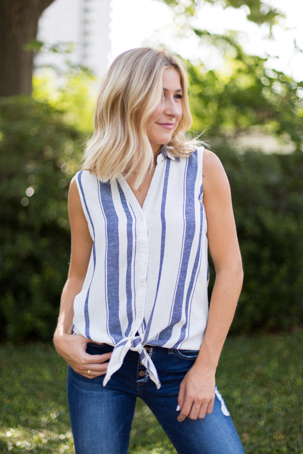 Casual Fridays Striped Top