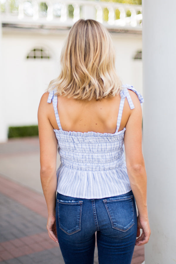Breezy Babe Top