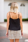 Places To Go Tank- Black