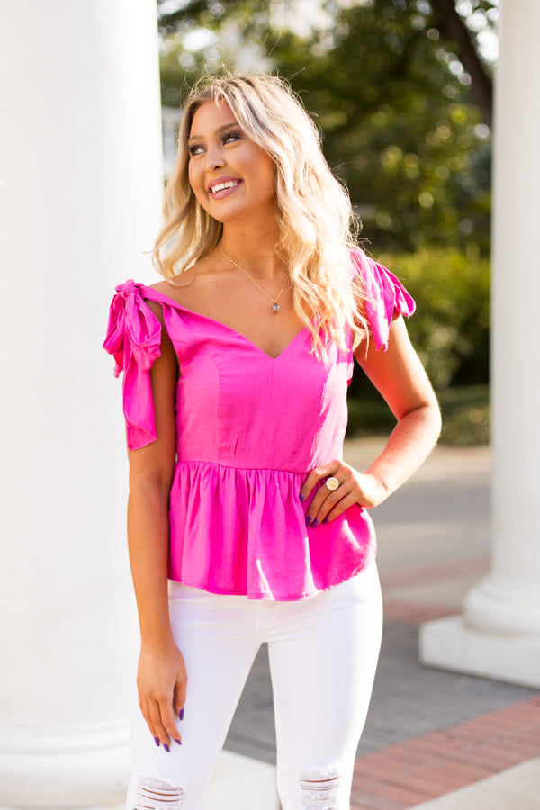 Princess Top - Pink