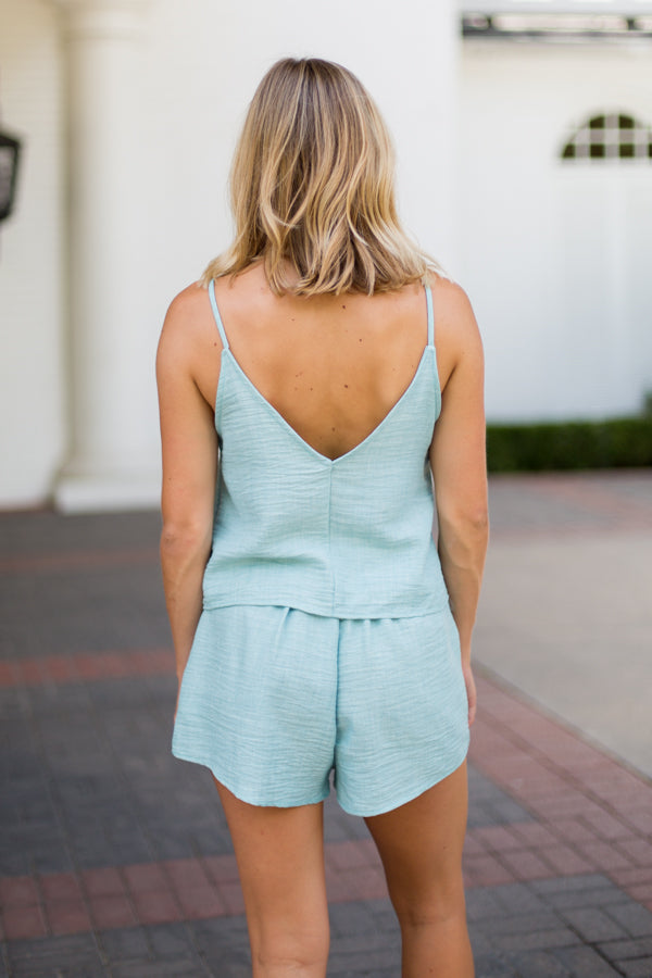 Sea Breeze Set- Mint