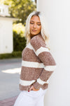 So Neutral Plush Sweater- Taupe