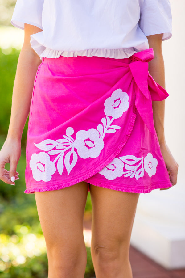 The Adriana Skirt