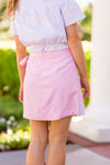The Chloe Skirt- Pink