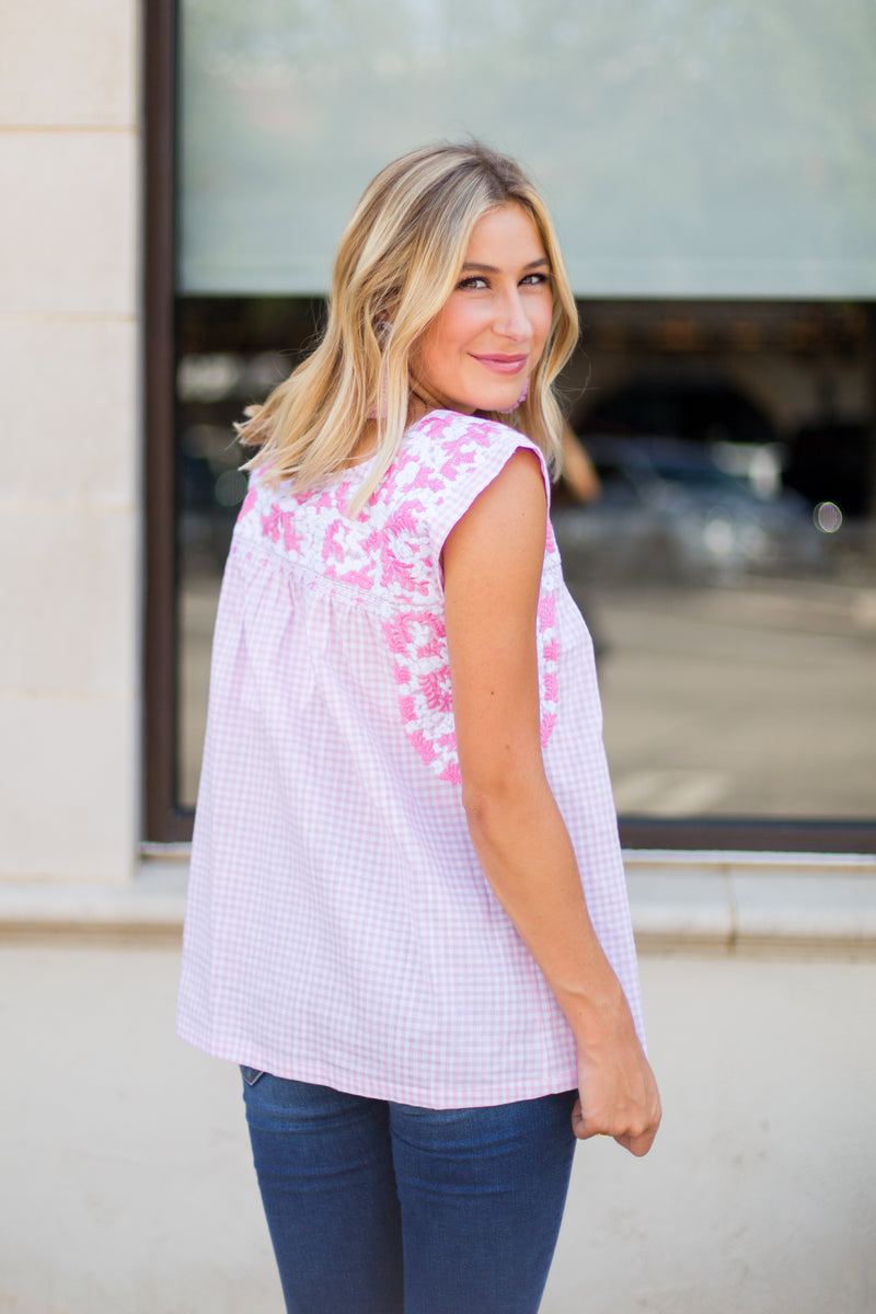 The Francie Top
