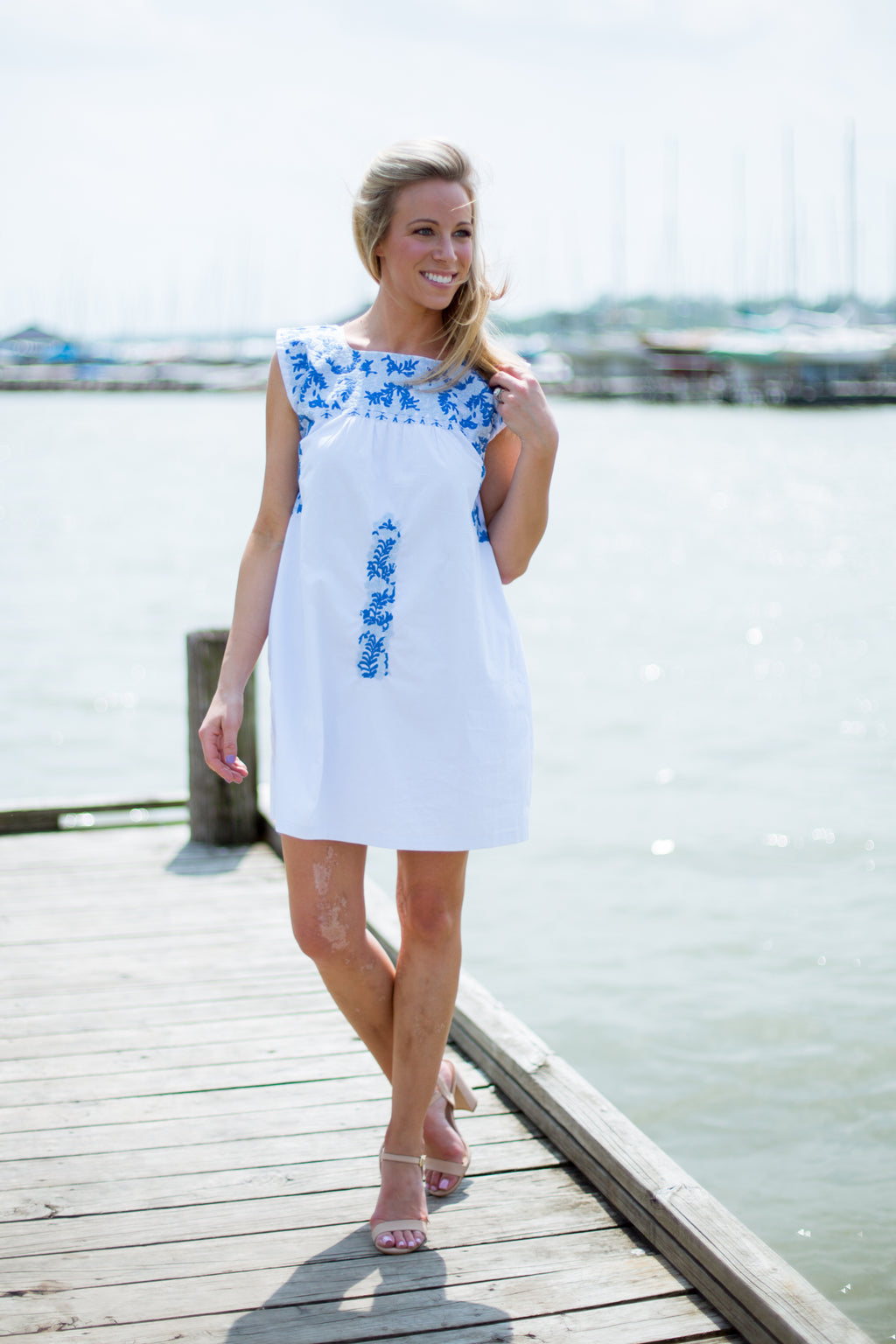 The Lucia Dress