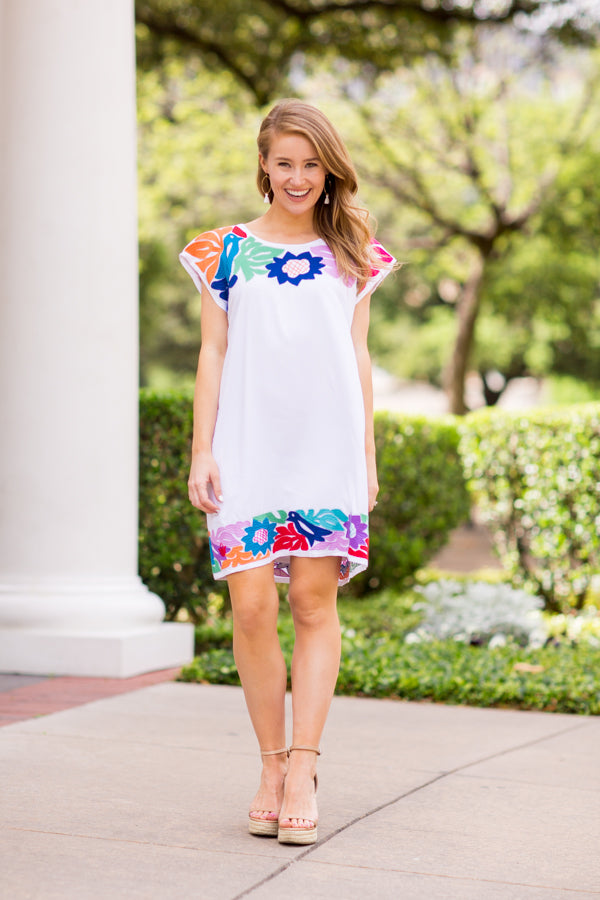The Maya Split Dress
