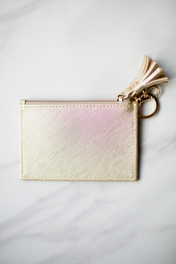 Shiraleah Leather Wallet- Gold