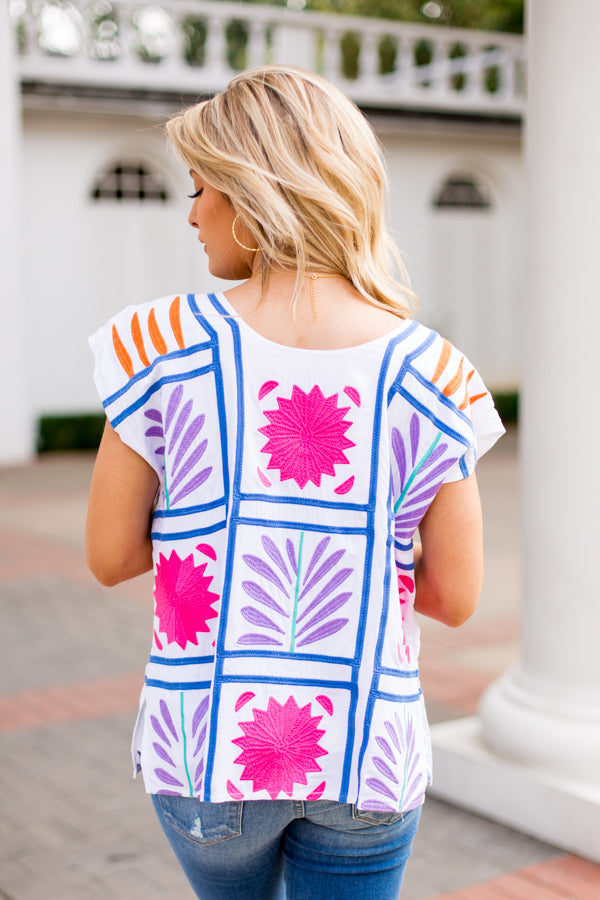 The Gabriella Top