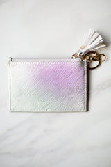 Shiraleah Leather Wallet- Silver