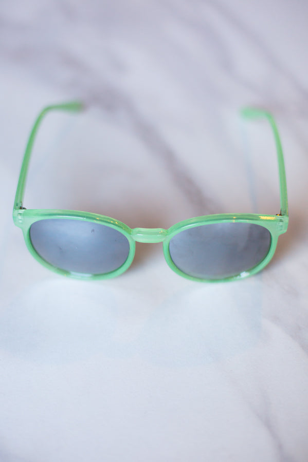 Mint Green Sunnies