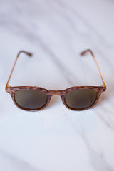 Brown Tortoise Sunnies