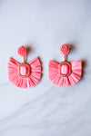Coral Chica Earrings