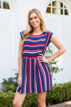 All American Babydoll Dress