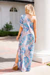 Born For Bora Bora Maxi Dress- Mauve