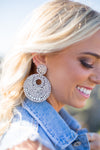 Just Around The Riverbend Earrings