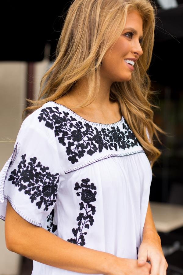 The Leah Top- Black