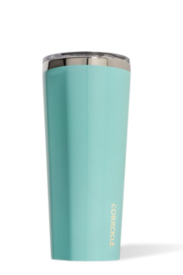 Corkcicle Tumbler- Turquoise
