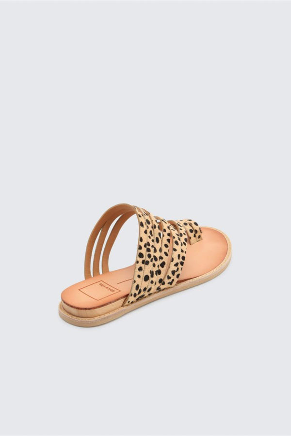 Dolce Vita Nelly Sandals- Leopard