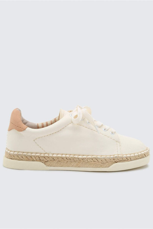 Dolce Vita Madox Sneakers- White Leather