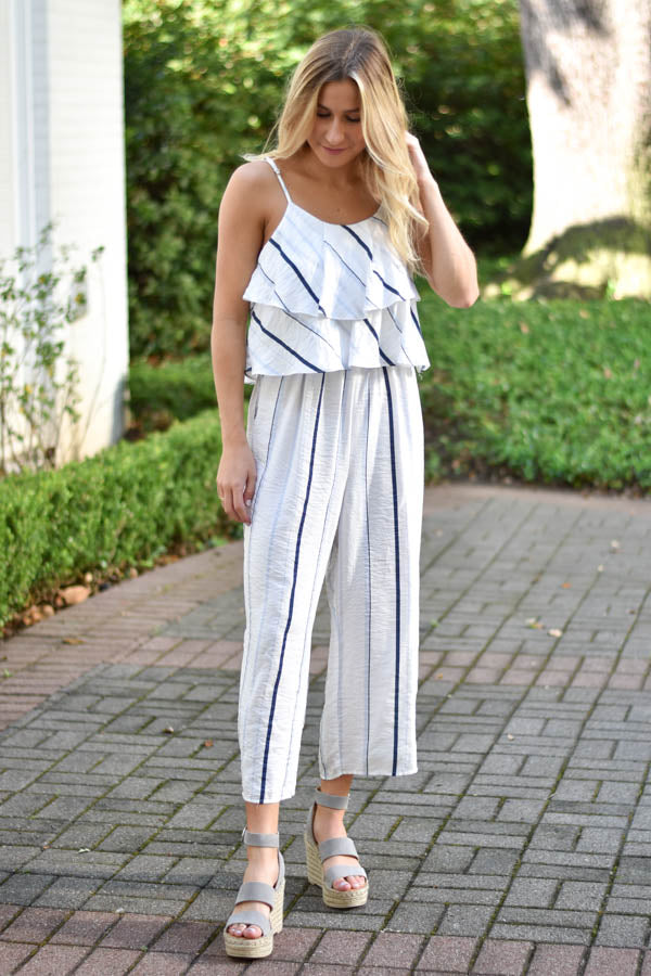 Chic And Easy Jumpsuit