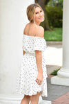 Playful Polka Dot Dress