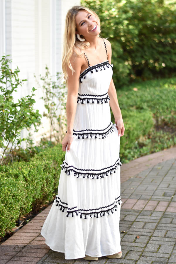 Vacation Time Maxi