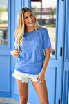 Cool Blues Pig Tee