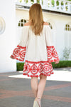 Little Darling Embroidered Dress