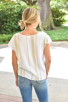 Soft Side Top - Natural