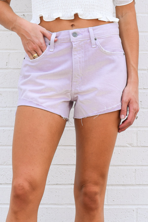 Pistola Kylee High Rise Shorts - Melrose