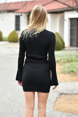 This Just In Black Dress