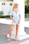 Oceans Away Romper