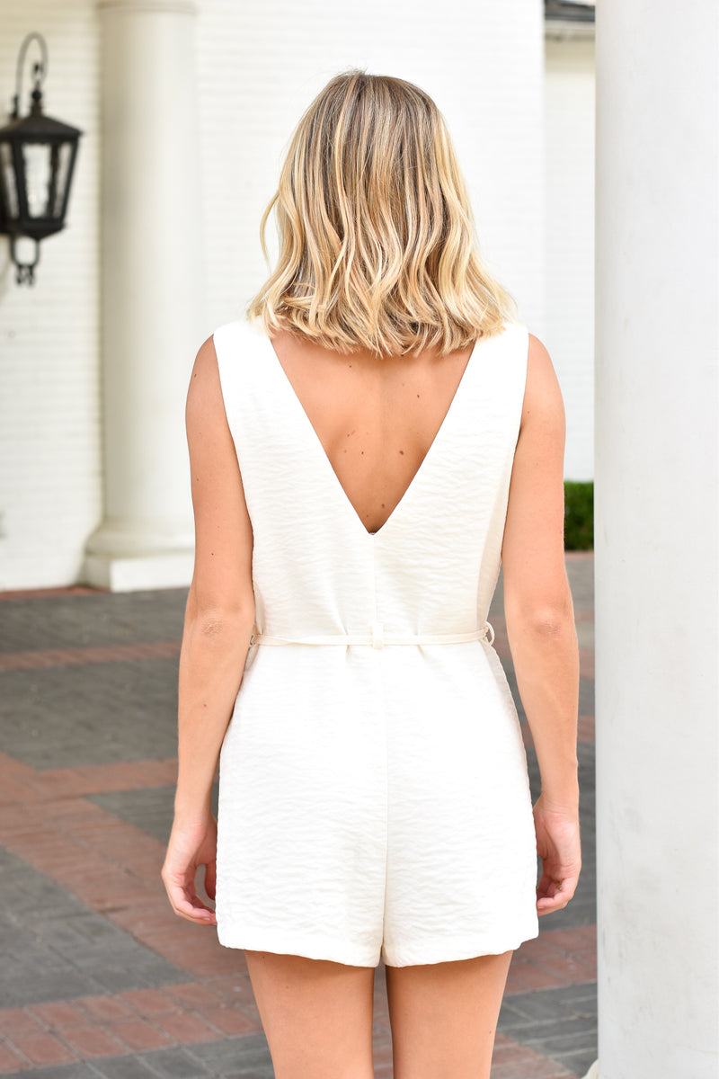 On The Run Romper