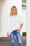 Ocean Breeze Top - White
