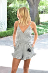 Beach Bound Romper