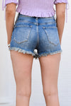 Weekend Maven Denim Shorts - Guilty Wash