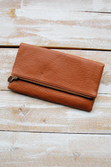 Simple With Sass Purse - Brown