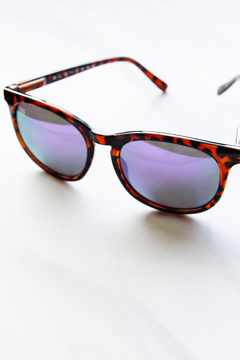 Beachside Sunnies - Purple